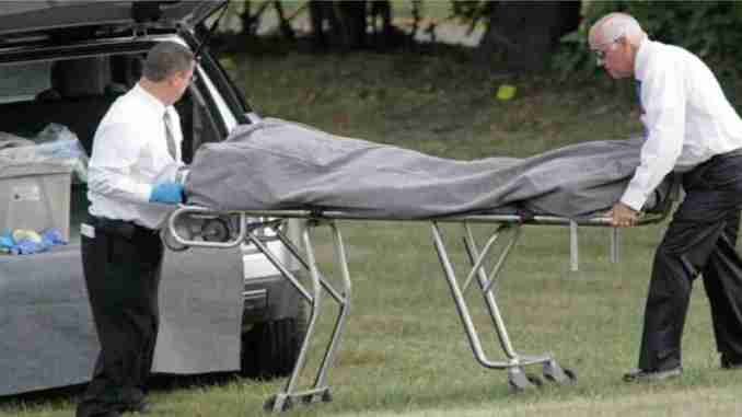 Coroner Removes Skeletal Remains From Clinton Compound After FBI Raid