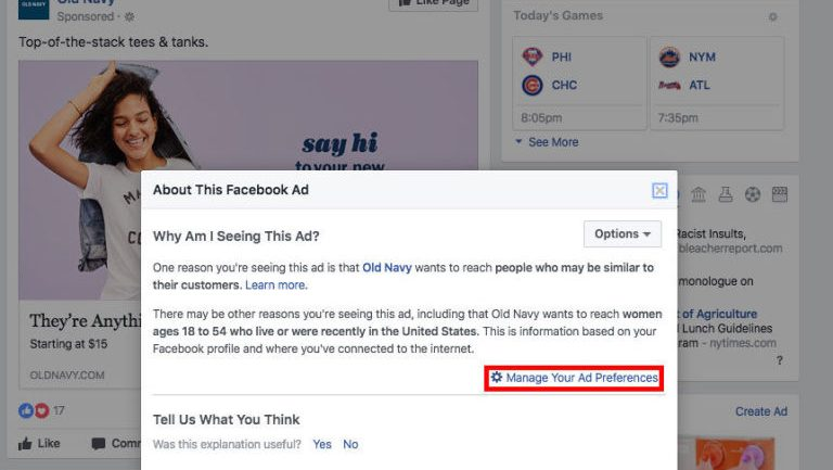 Here's How to Find Out Everything Facebook Knows About You