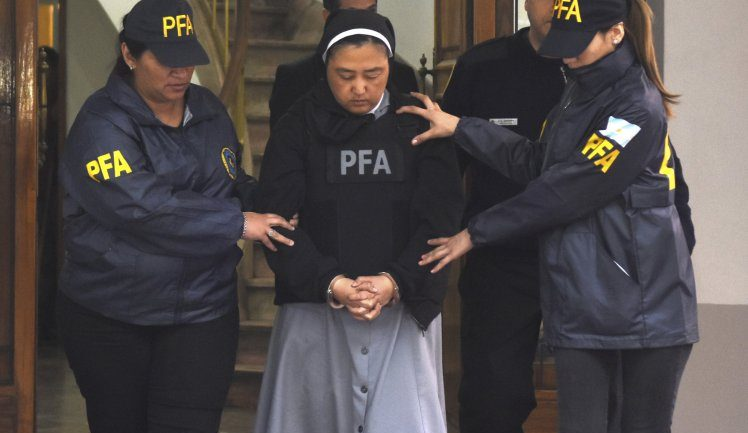 Nun Arrested For 'Helping Five Priests Rape Deaf Children'