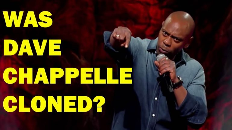 Dave Chappelle's Cousin Says He Was Killed and Cloned