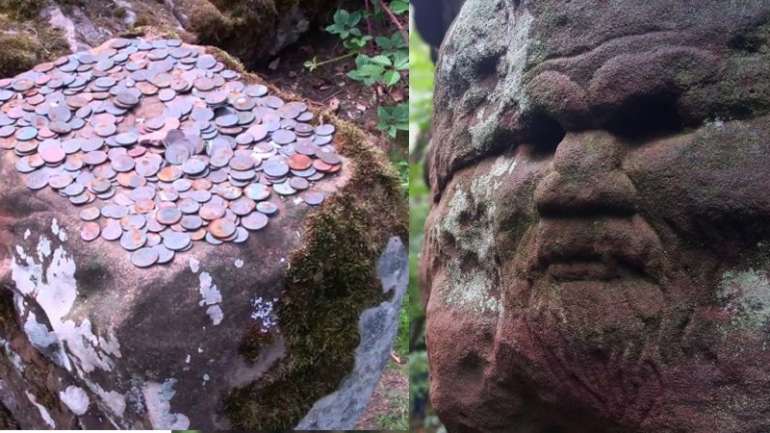 Mysterious and Sacred Ancient Site In Scotland Has Enigmatic Rock Faces and Symbols