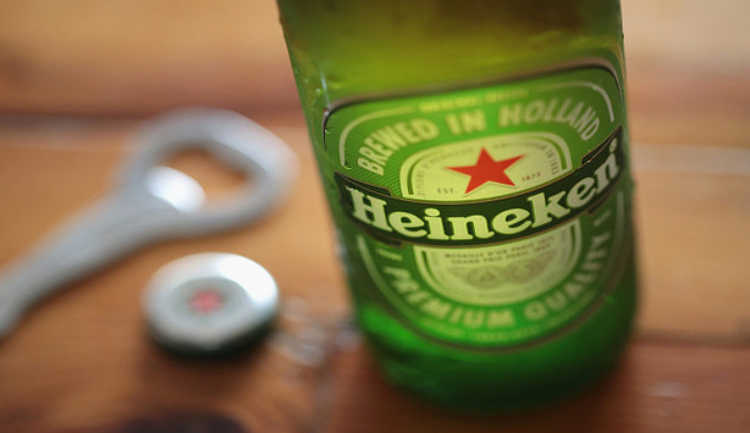 Conservatives Spot Something on Heineken Bottles, and It's Going To Lose Them TONS of Customers