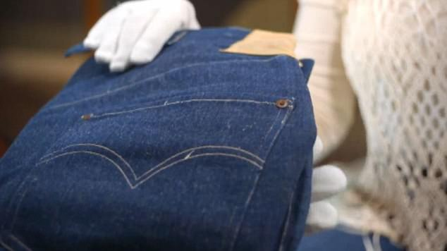124 Year Old Never Worn Levi's Found Ordered By An American Businessman In 1893 and They're Worth Tens of Thousands of Dollars
