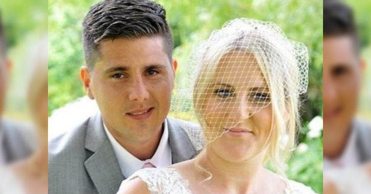 After Husband Dies, Widow Looks Back At Wedding Photo, Spots Telltale Sign Others Missed