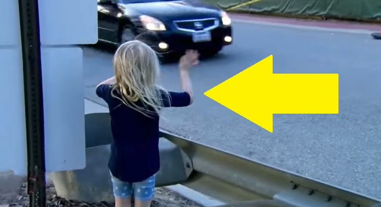 Strangers Find Barefoot Girl Waving On The Road….. They Follow Her & Find THIS
