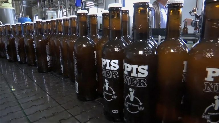 This New Beer Is Made From 50,000 Litres Of Human Urine