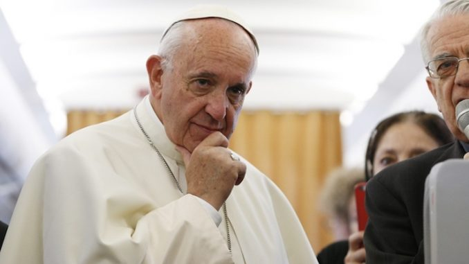 "Pope Francis Absolves 2,000 Pedophile Priests – ""No Arrests Necessary"""