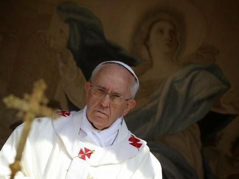 Eyewitnesses Testify: Pope Francis Allegedly Raped, Trafficked & Killed Children