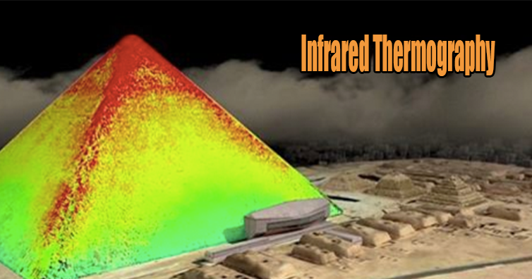 Something Is Heating Up Inside Egypt's Ancient Pyramids And Scientists Can't Explain It