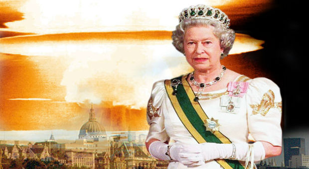 Leaked Queen's Speech Warns Public To Prepare For WW3