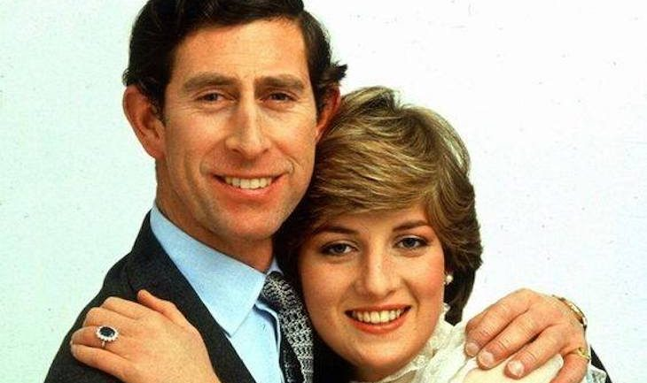 There's 1 Strange Detail In Photos Of Princess Diana & Prince Charles – Here's What To Look For