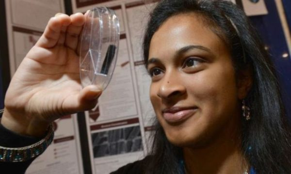 Four Years Ago Teen Invented Device Capable of Charging Mobile Phones In 20 Seconds But Where Did She Go?