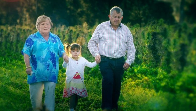 Cannabis Saved Our Granddaughter's Life, So We Donated $33 Million To Medical Cannabis Research