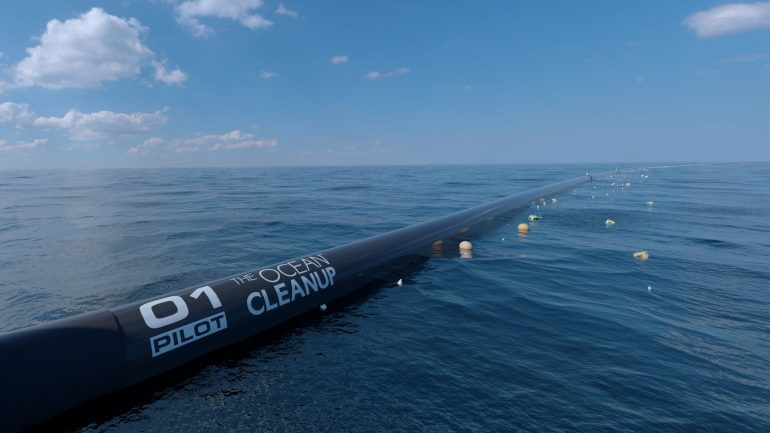 20 Year Old's Company Is Going To Eliminate 50% of The Pacific Garbage Patch By 2020