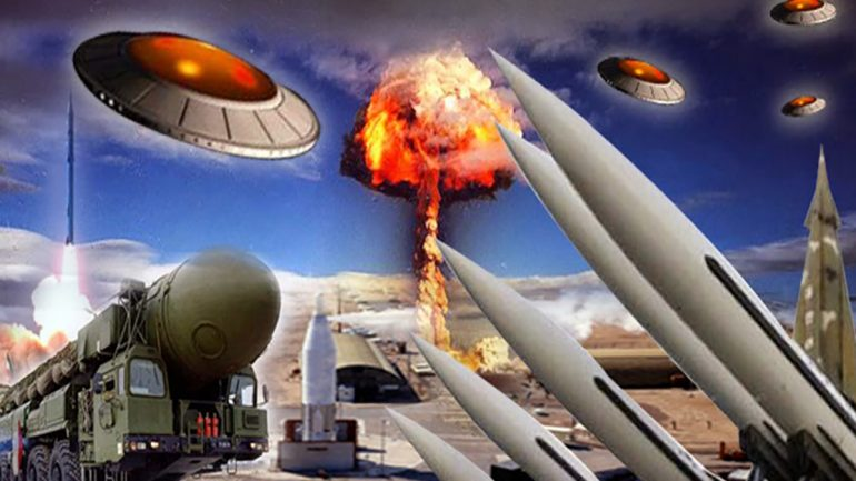 Government Shows Evidence How Extra Terrestrials Have Been Shutting Down Nuclear Missiles Worldwide For Decades