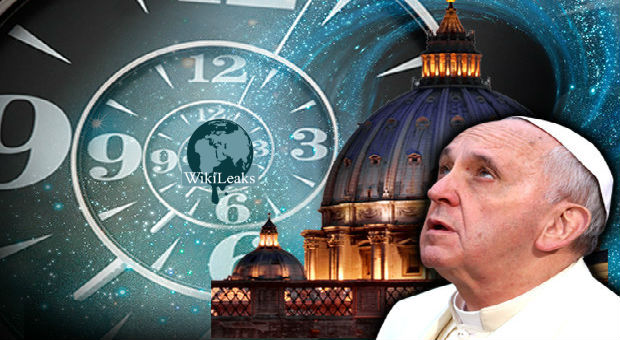 WIKILEAKS: CIA's Most Secret Weapon Is Time Machine From Vatican