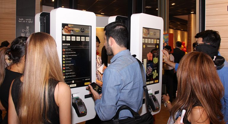 McDonald's Replacing Cashiers With Robot Kiosks