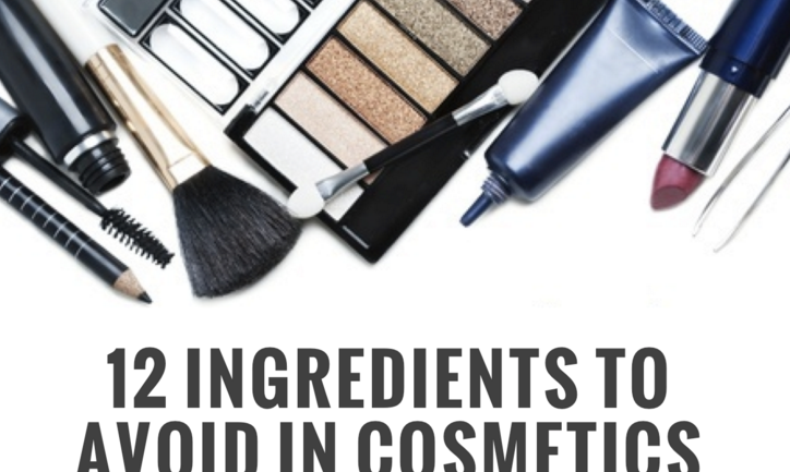 12 Dangerous Chemicals In Cosmetics
