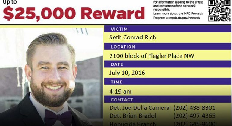 Independent Investigators: Seth Rich Murder Was Not A Random Homicide