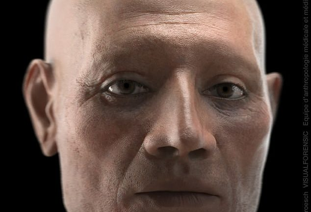 The Mummy Returns: Eyptian Dignitarys Face And Brain Reconstructed