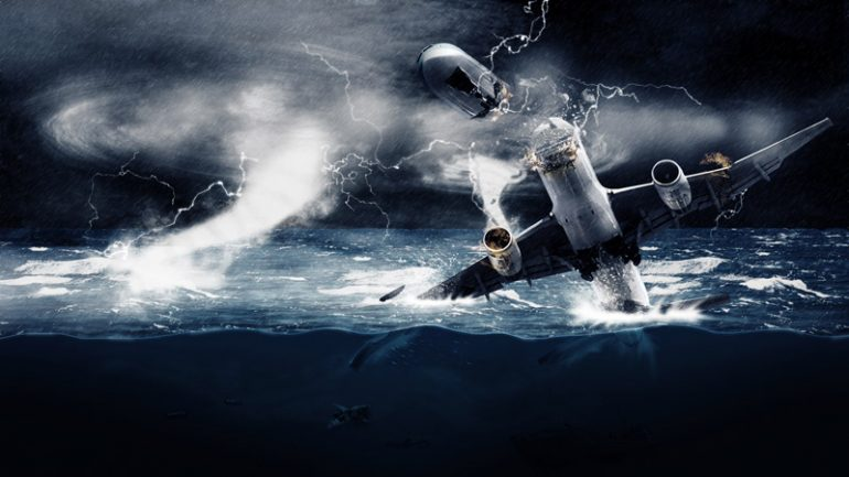 These Terrifying Real-Life Incidents Occured At The Bermuda Triangle
