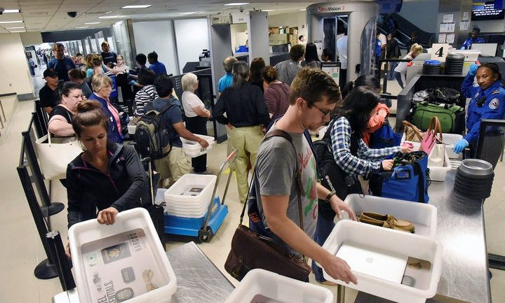 TSA Wants To Know What Books You're Reading Before Allowing You To Board Planes
