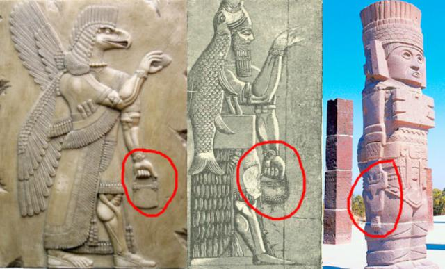 The Secret of The Mysterious Handbag In Ancient Times – Hidden Technology?