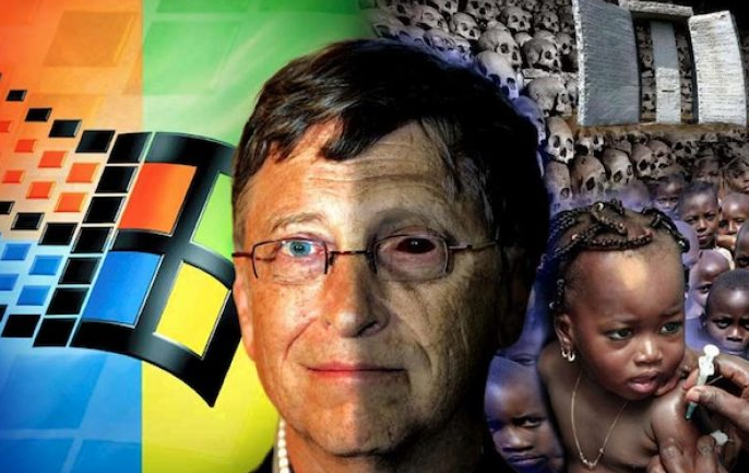 Abortion Drugs Discovered In Bill Gates' Vaccines