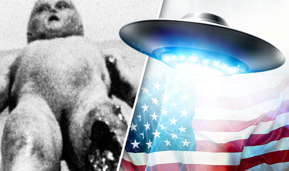 UFO BOMBSHELL: US 'Hiding Seven Flying Saucers And 27 Alien Corpses' Says Alleged DIA Leak