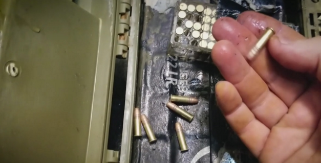 I Sank Four Ammo Cans Full of Ammunition To The Bottom of a Pond For 1 Year – Here's What Happened When I Opened Them