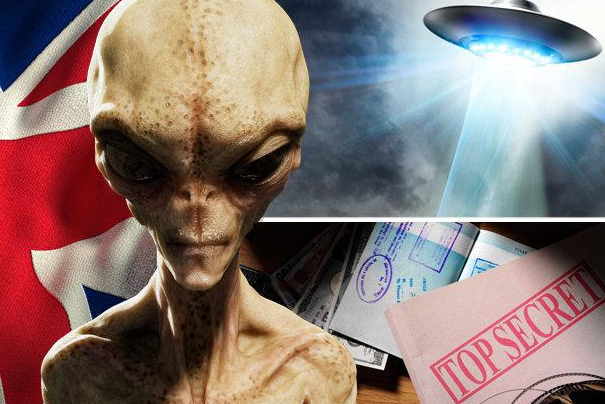 Ministry Of Defence Quietly Released Britain's X-Files