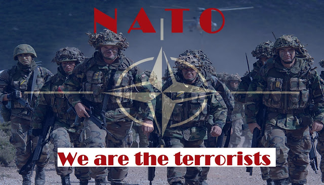 NATO Is A Terrorist Organization — Exposing The Western Hypocrisy