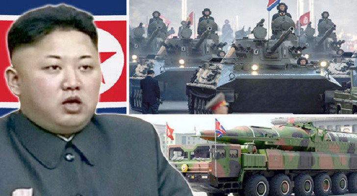 If A Single Bullet Is Fired Will Nuke United States – North Korea