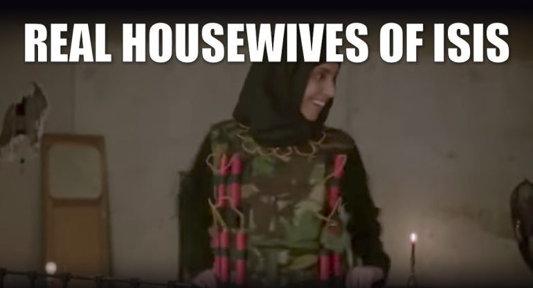 """Islam Loses Their SH*T Over """"Real Housewives of ISIS"""" Parody"""