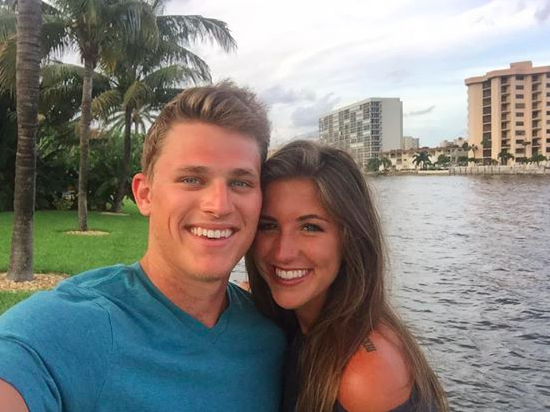 Couple Slams Into Pole At 85 MPH, She Looks Right Out The Window And Sees 'Him' Smiling