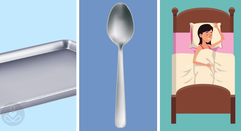 Find Out How Sleep Deprived You Are Using Just a Spoon