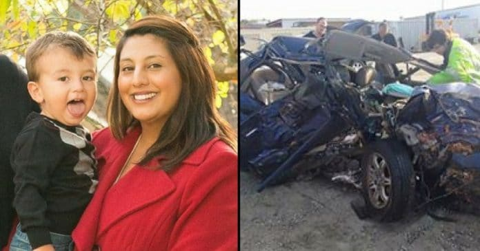 She Prays For Victim Of Horrific Crash. Hours Later Gets Call That Leaves Her Stunned