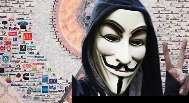 Anonymous Take Down Official Bilderberg Website Hours Before Meeting