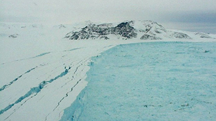 10000 Year Old Antarctic Ice Shelf Will Disintegrate in Just Years