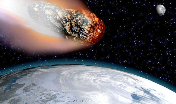 An Asteroid Is Definitly Going To Hit The Earth, Expert Warns