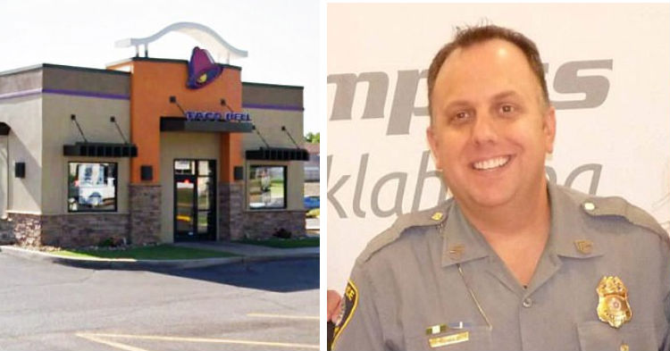 Cop Nearly Loses Life After Eating At Taco Bell, Investigation Reveals Disgusting Truth