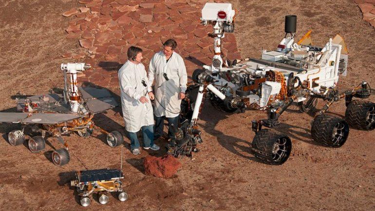 "NASA Mars Hoax: ""Rover"" is on Devon island, Canada? You Decide"