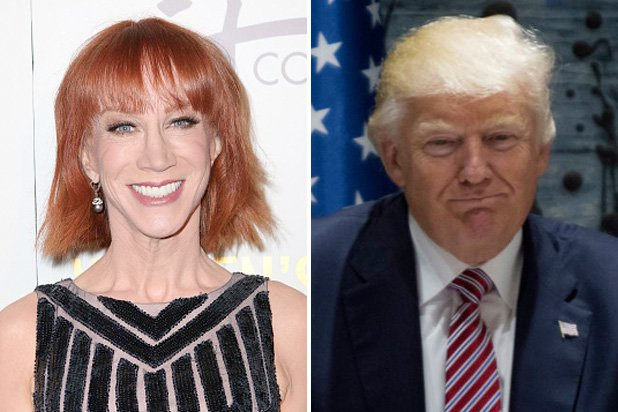 Comedian Kathy Griffin Is Facing Jail Time
