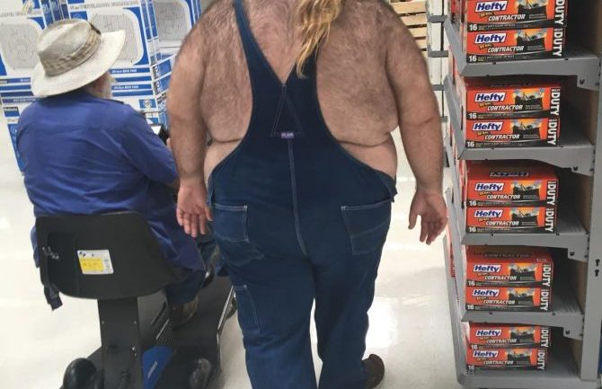 People Who Show Us That Walmart Is Another World Entirely