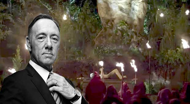 House of Cards Illuminati 'Bohemian Grove Scene' Causes Internet Meltdown
