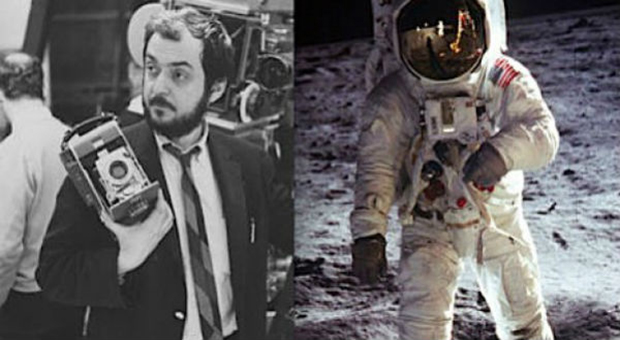 Stanley Kubrick Confesses Moon Landing Was Faked After All