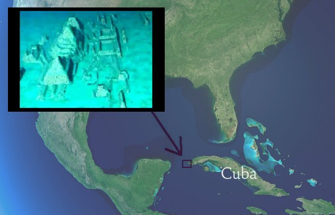 Cuba's Sunken Atlantis: The Underwater City Mainstream Scholars Ignore