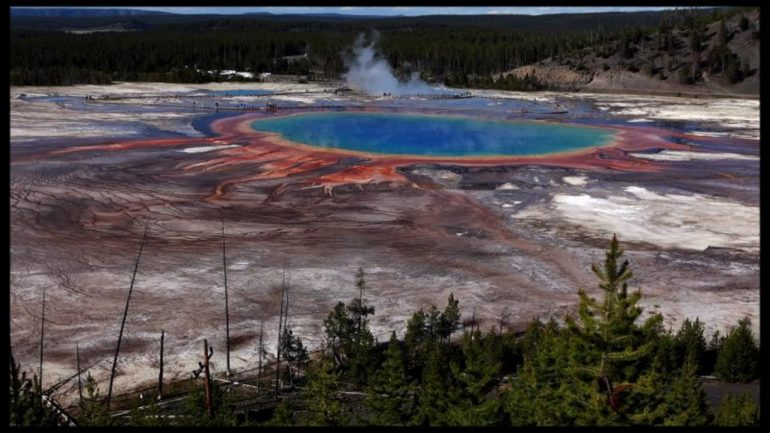 Yellowstone Awakening? Yellowstone Super Volcano Hit With 4.5M Earthquake