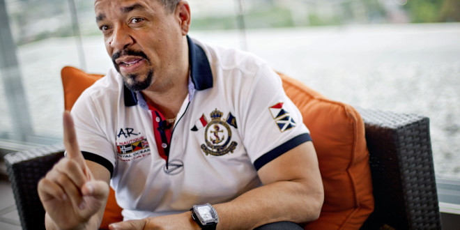 """Rapper Ice T: Manhood is Dead; """"You're Dealing With The Pussyfication of The Male Sex"""""""