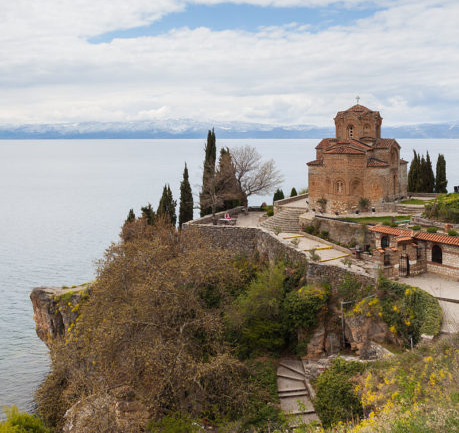 Ohrid The City That Had 365 Churches, One For Each Day Of The Year